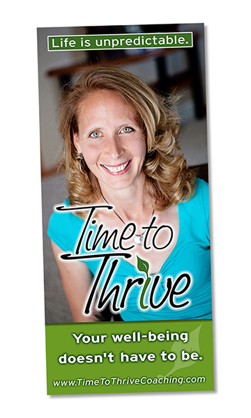 Time To Thrive Banner